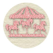 Carousel | Horse | Cowgirl