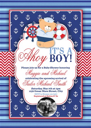 glam it royal large pink sailor s invitation invitations princess baby for glitter ahoy nautical products invite new girl and a boy shower gold its printable